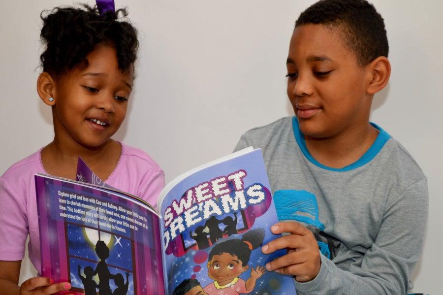 Image of Sweet Dreams Children's Book