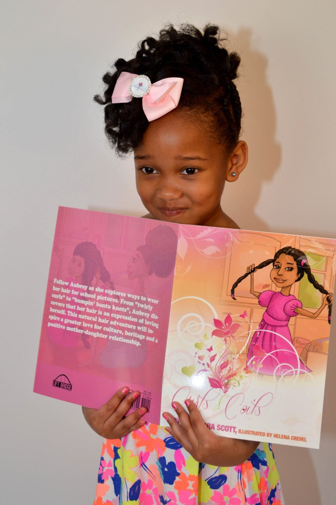 Image of Curls and Coils Children's Book