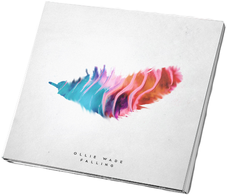 Image of Physical CD of 'Falling' EP