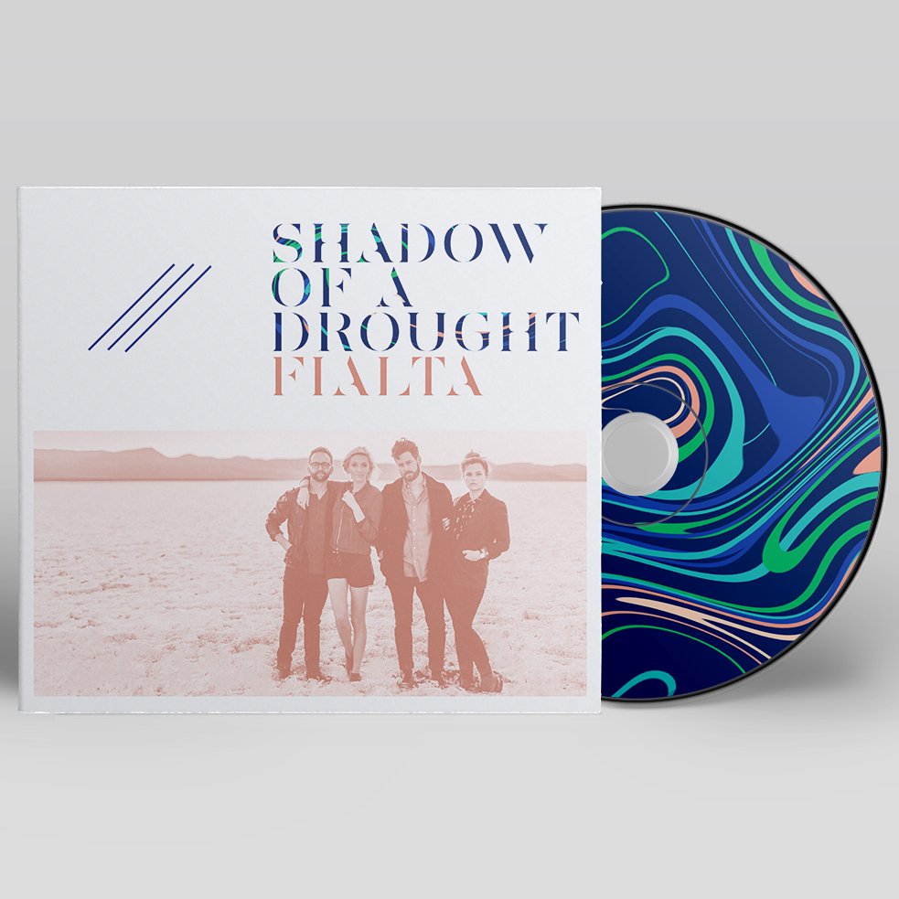 Image of Shadow of a Drought CD (Physical)