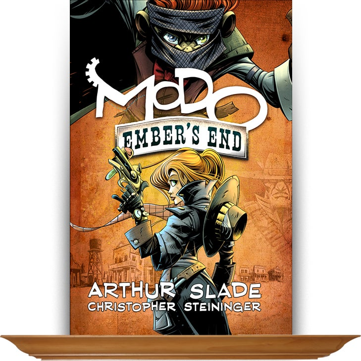 Image of Modo: Ember's End
