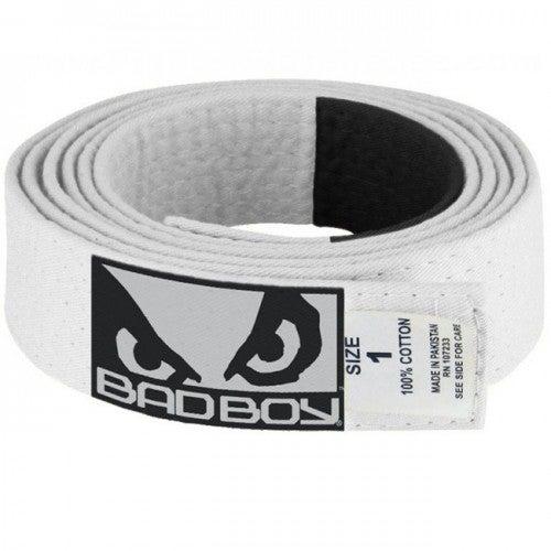 Image of Bad Boy Gi Belt (White,Blue)