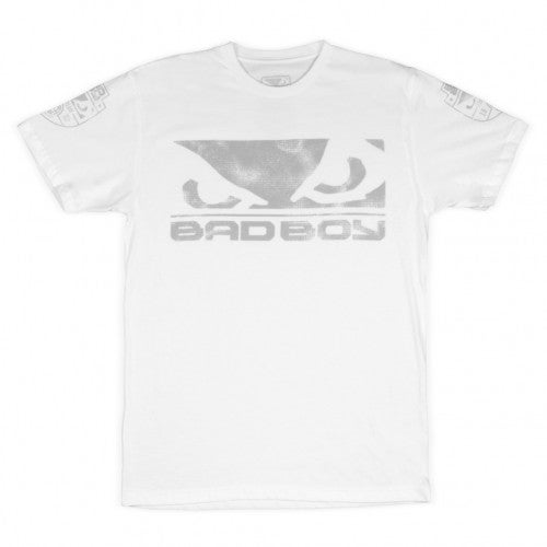 Image of Bad Boy Vintage Walkout T-Shirt (White)