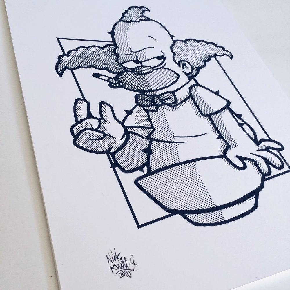 "Image of ""SimpsonsTus"" - Screen Prints"