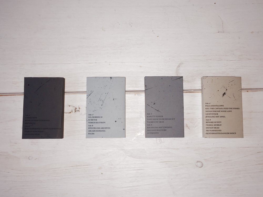Image of Kokomo Tape Discography Re-Release