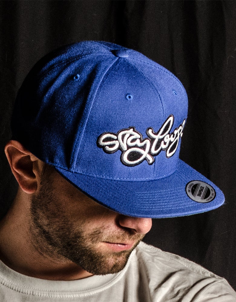 Image of Stay Loose Snapback Royal