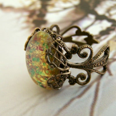 Image of Stardust Gypsy Ring