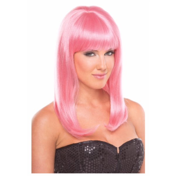 Image of Pink Exotic Wig