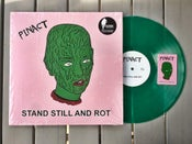 Image of Stand Still and Rot -  Transparent Green Vinyl LP
