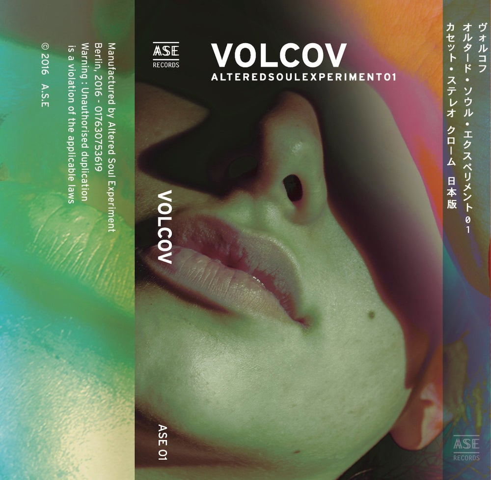 Image of ASE01-CASS MIXED BY VOLCOV - JAPAN