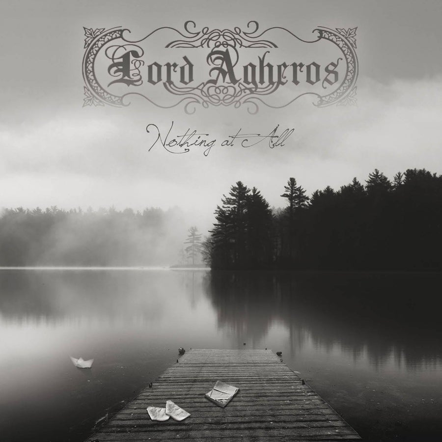 "Image of LORD AGHEROS ""Nothing At All"" CD"
