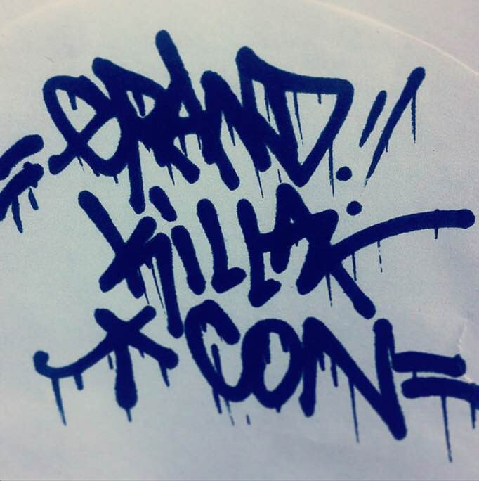 Image of Grand Killa Con - La Barranca LP (Vinyl)