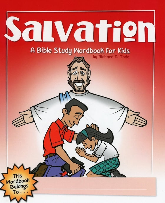 Image of SALVATION WORDBOOK