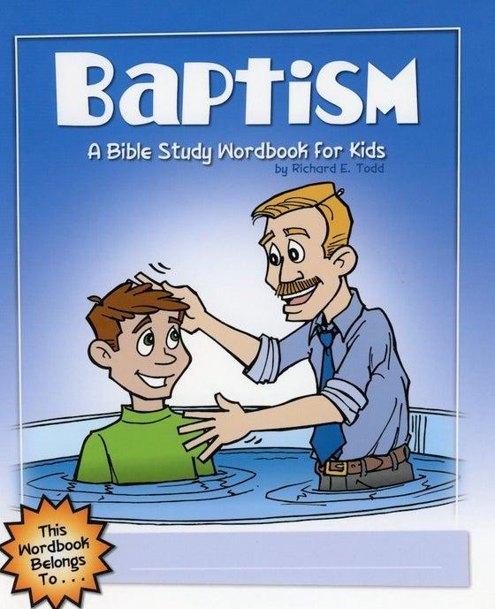 Image of BAPTISM WORDBOOK