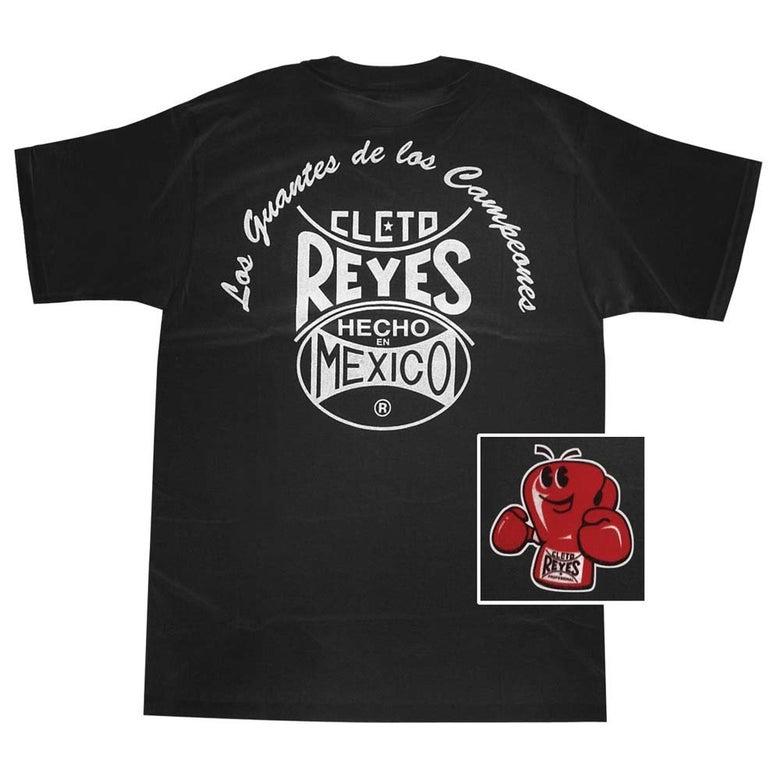 Image of Cleto Reyes Champy T-Shirt (Black)