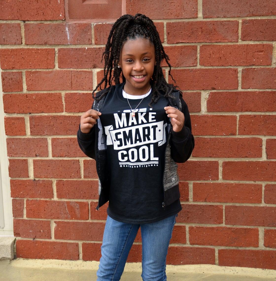 Image of MakeSmartCool Kids Youth Tee