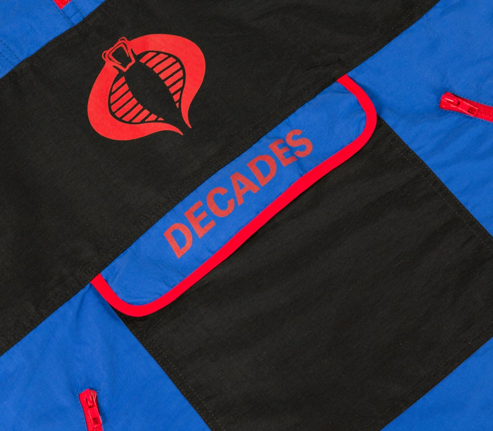 Image of Cobra Commander Anorak