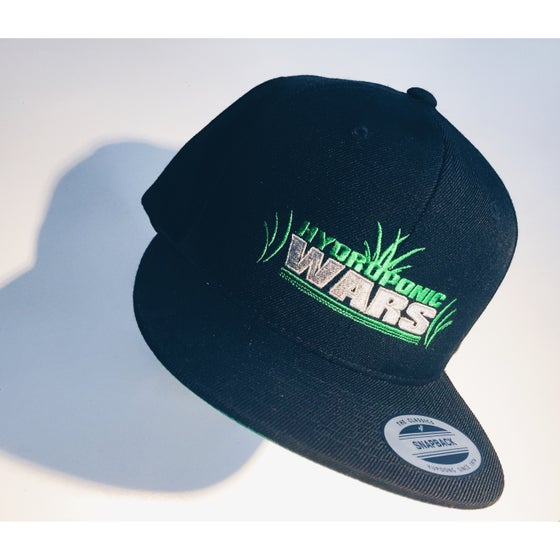 Image of Hydroponic Wars Logo Cap