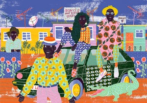 Image of Soweto Print