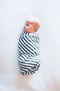 Image of organic cotton baby blanket
