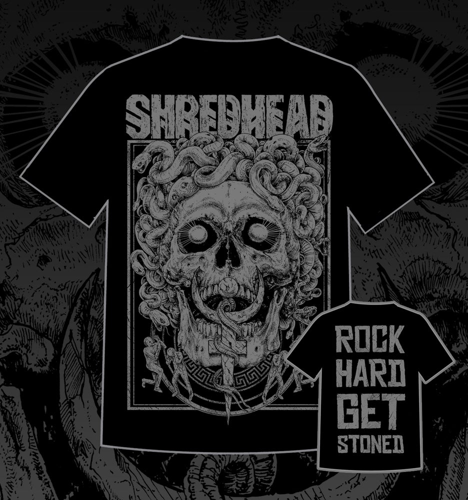 Image of Rock Hard Get Stoned T-Shirt