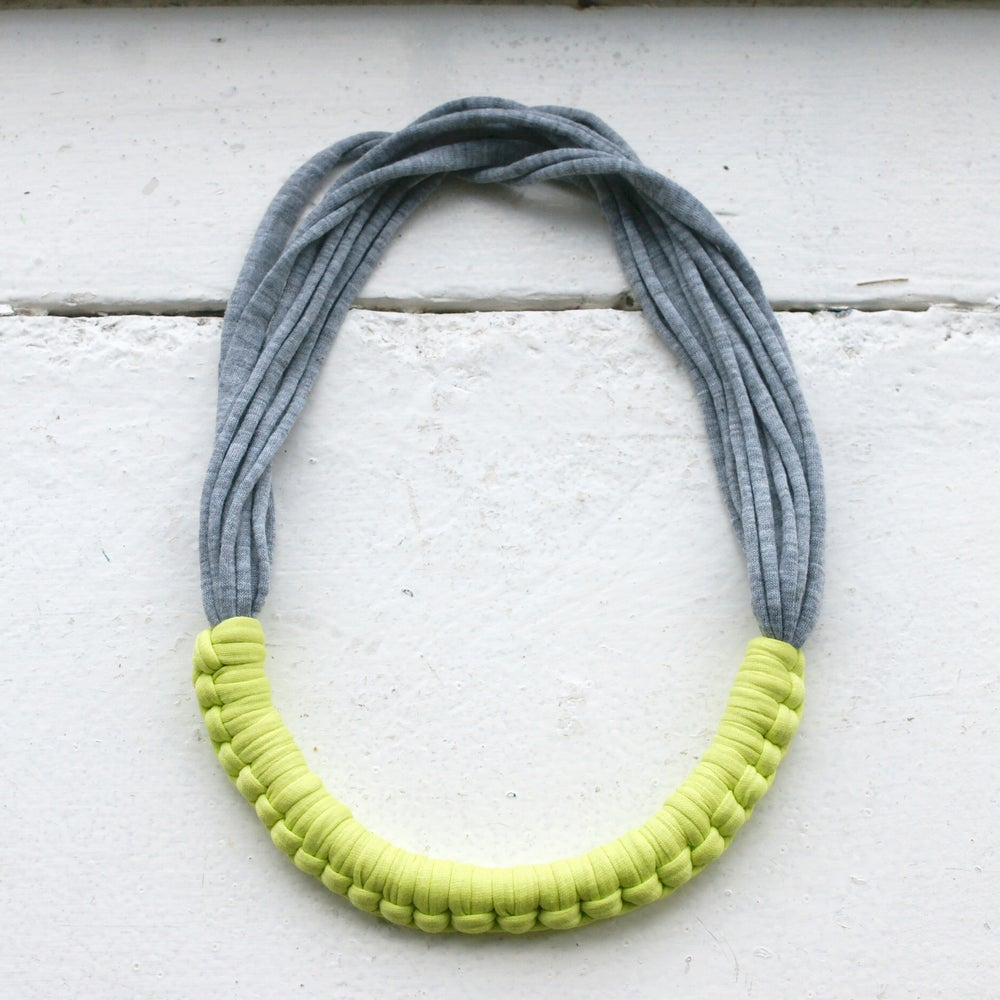 Image of Macy Necklace - Limes