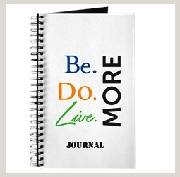 Image of Be, Do, Live More journal
