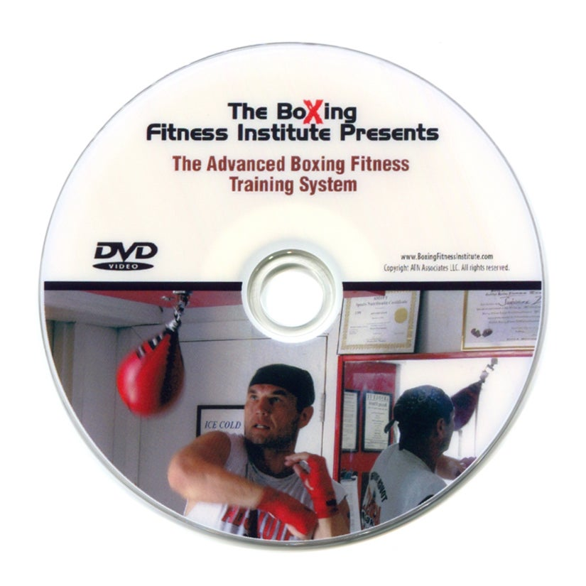 Image of Advanced Boxing Fitness Training DVD