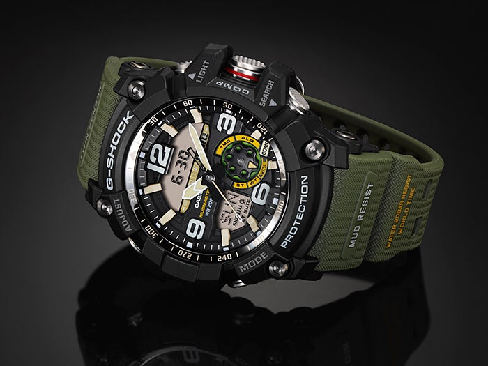 Image of MudMaster - GG-1000 - OD Green - Twin Sensor