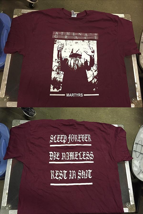"Image of ""Martyrs"" Album Shirt"