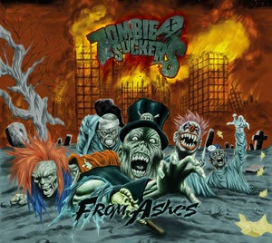 Image of ZOMBIESUCKERS - From Ashes
