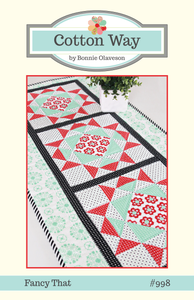 Image of Fancy That PDF Pattern #998