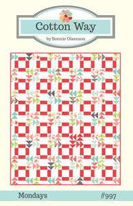 Image of Mondays Paper Pattern #997