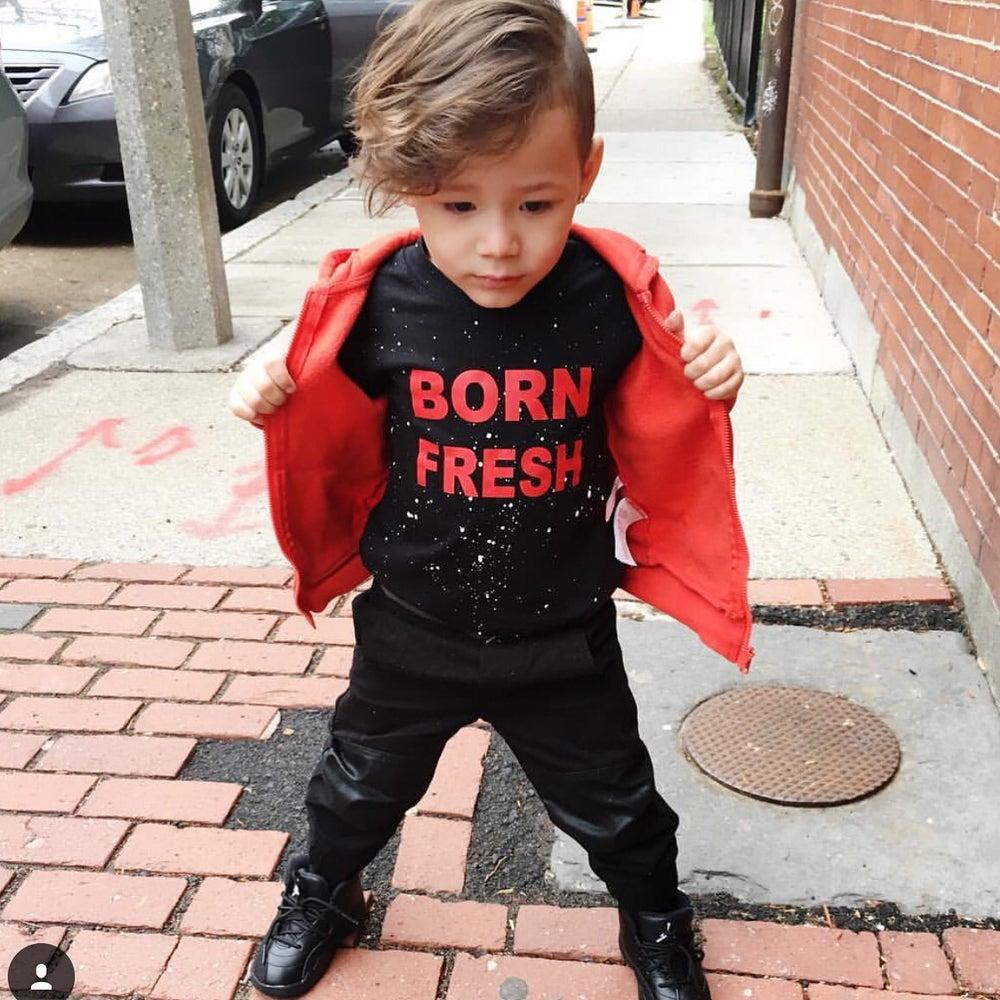 Image of Born fresh tee
