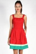 Image of Watermelon Summer Dress