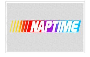 Image of NAPTIME sticker