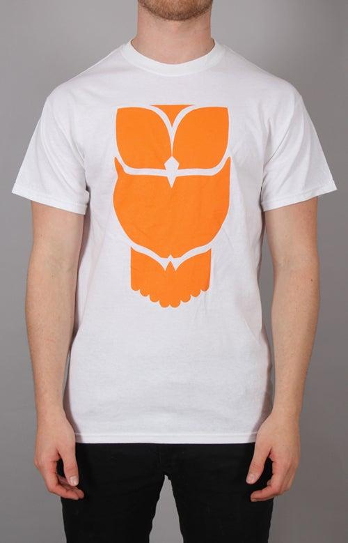 Image of Orange Owl Tee