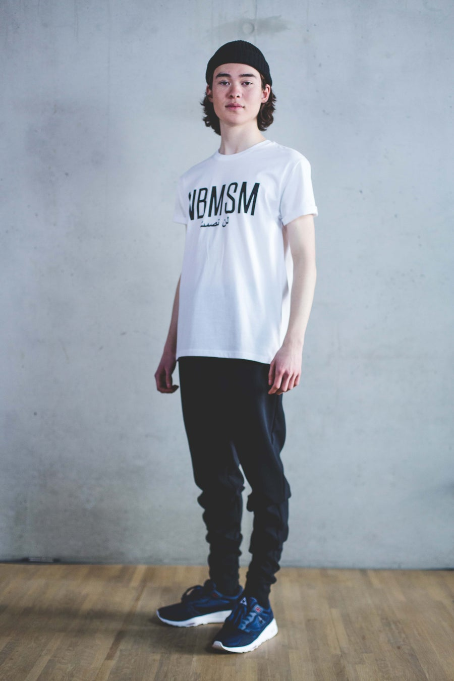 Image of NBMSM T-SHIRT White