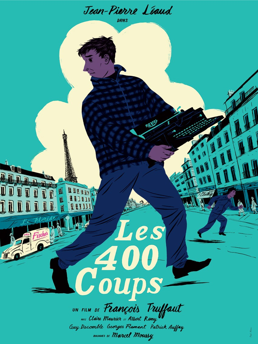 Image of Les 400 Coups