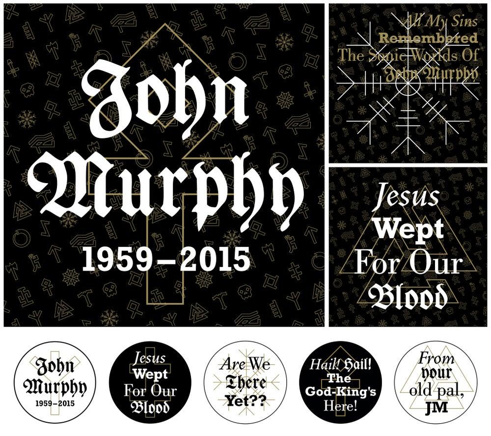 Image of JOHN MURPHY STARTER KIT