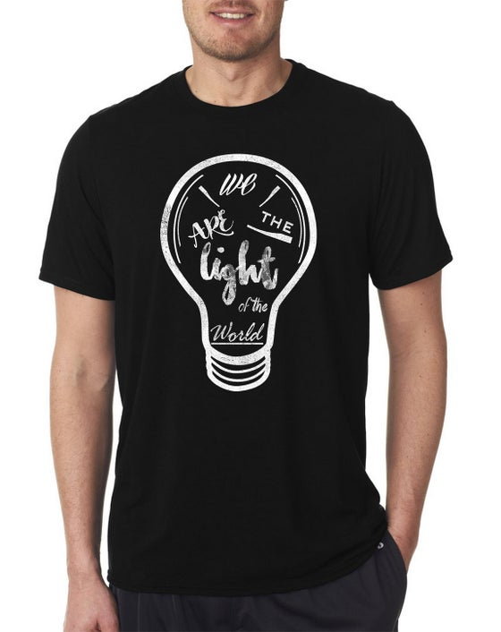 Image of LOTW Black Tee
