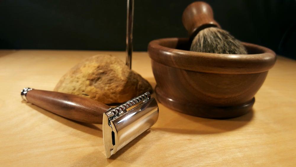 Image of Shaving kit