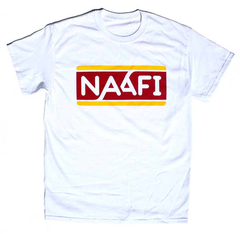 Image of OXXO/NAAFI T-SHIRT