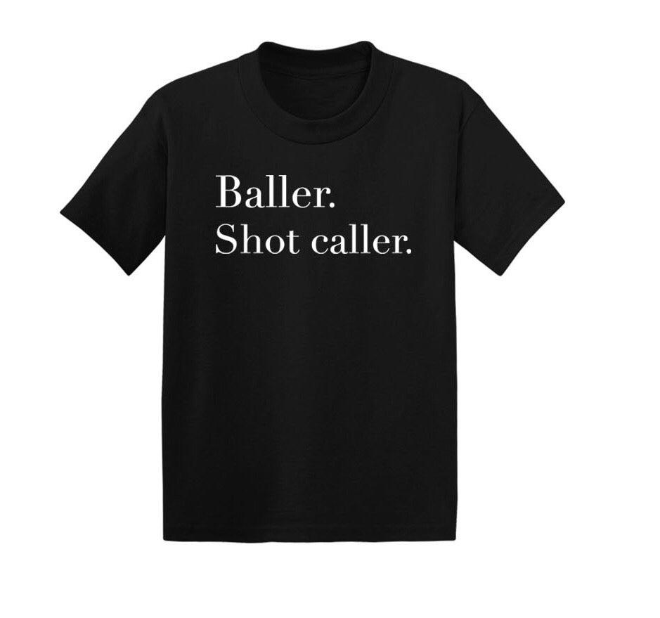 Image of BALLER TEE (pre-order)