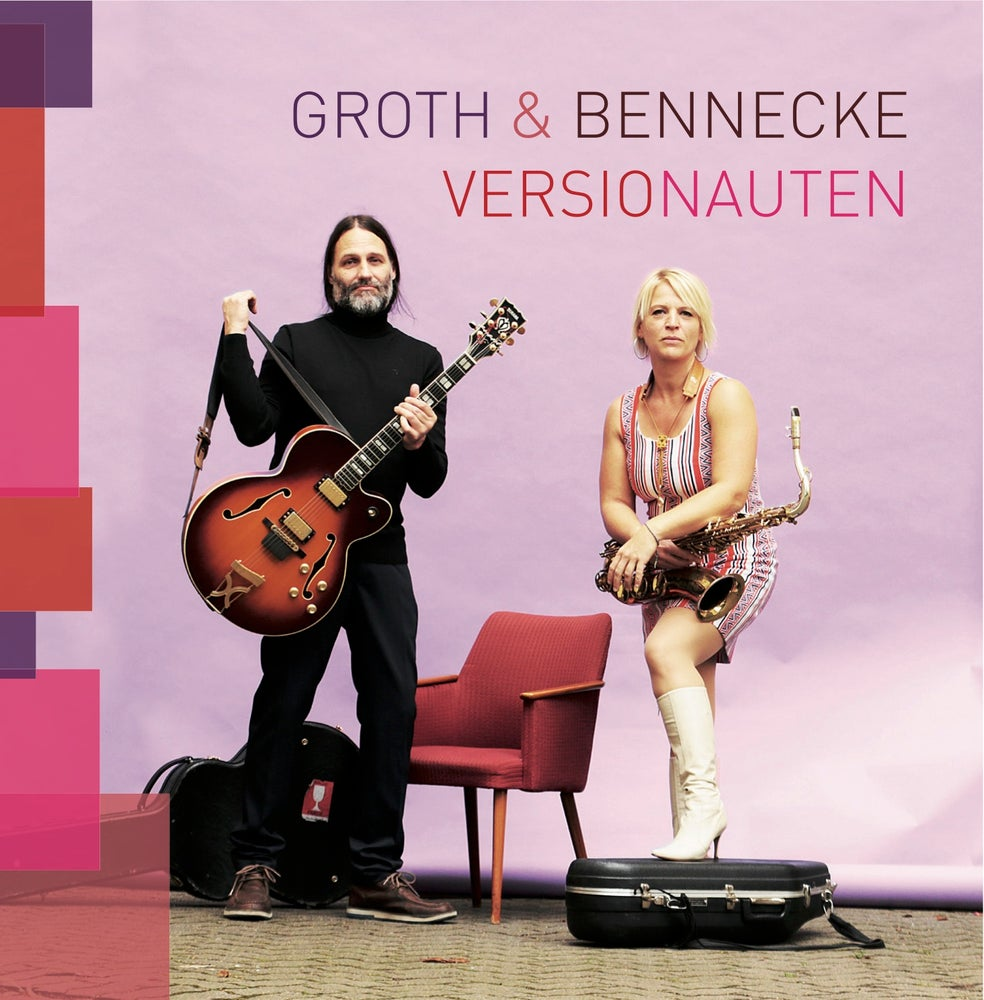 Image of Groth & Bennecke / (Digi Pack) CD Album