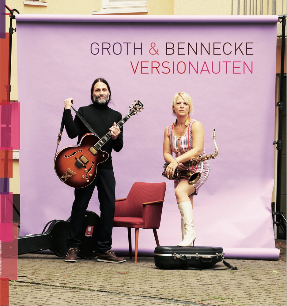 Image of Groth & Bennecke / LP  Album