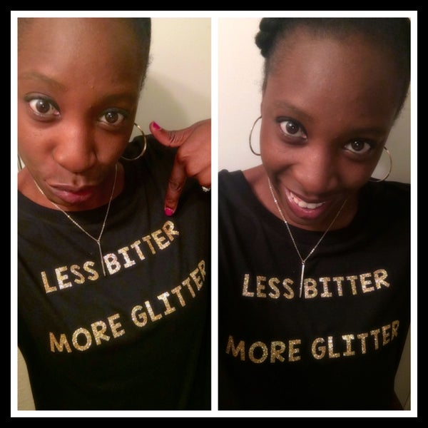 Image of Less Bitter More Glitter