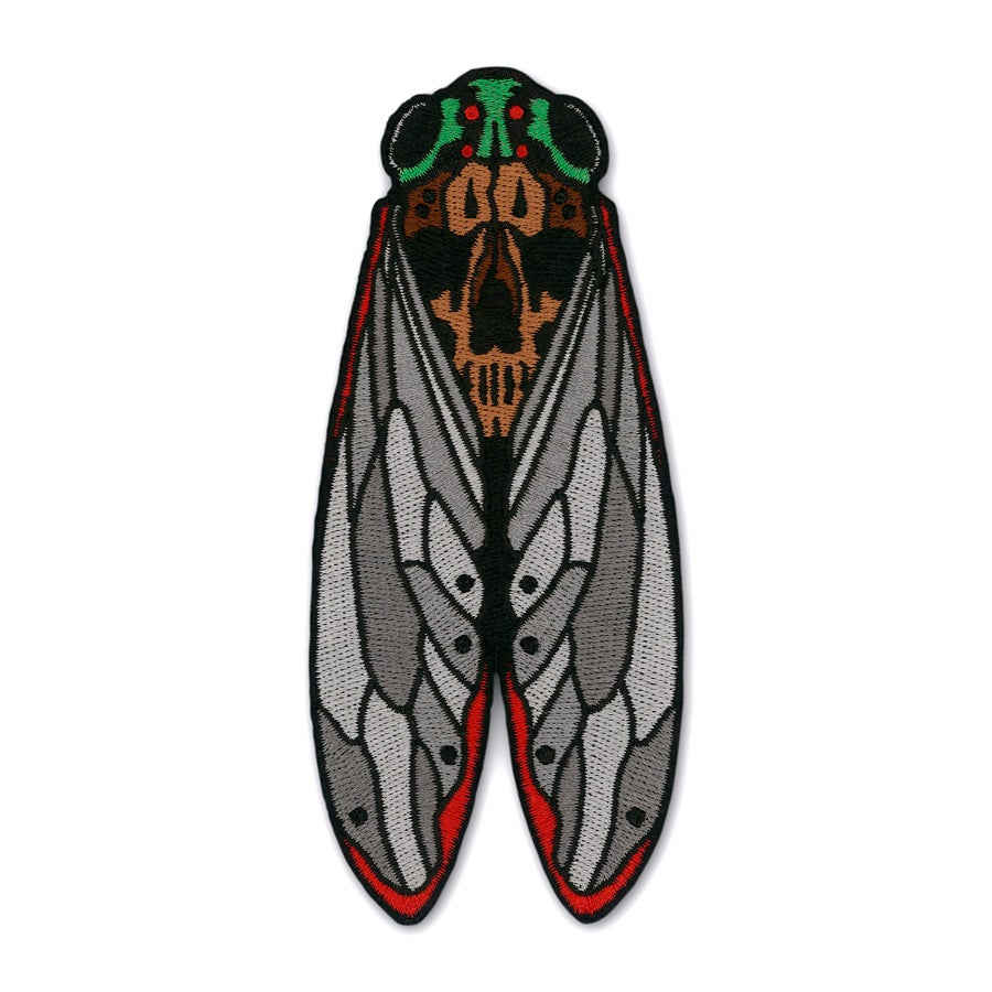 Image of Death's-Head Cicada Patch