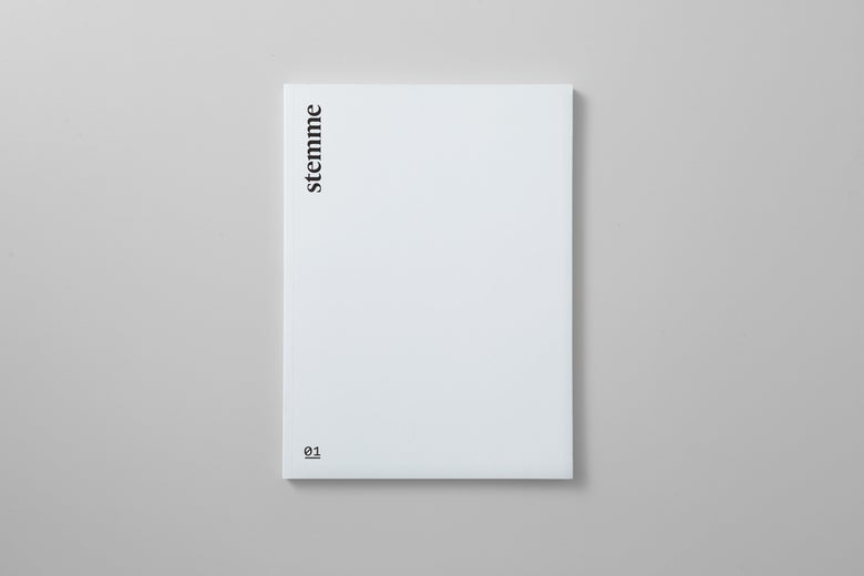Image of stemme—issue 1