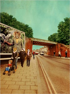 Image of Newland Ave (Assemble Fest Animal Heads)